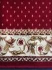 Ковровая дорожка «Красная роза 106c2» 115 см