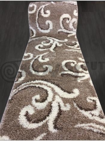 Дорожка ковровая «Шегги sh67a2» 80 см