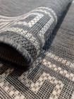 Дорожка ковровая «Циновка sz4263a1» 80 см