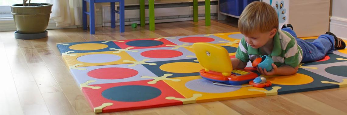 Детские ковры