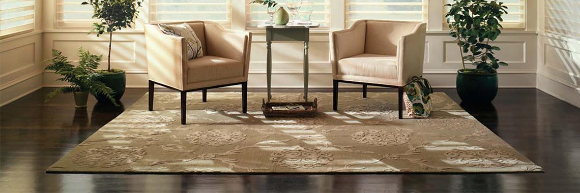 Мягкие акриловые ковры